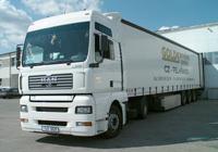 Trasporto merci su strada con i truck