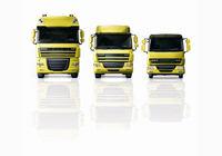 Servizio assistenza per veicoli industriali daf