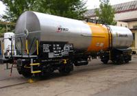 Riparazioni delle vetture ferrroviarie di carico