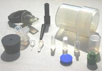 Calotte cilindriche in silicone