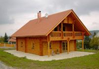Costruzioni di legno chiavi in mano