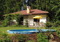 Chalet in boemia