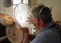 Pezzi di vetro per lampadari