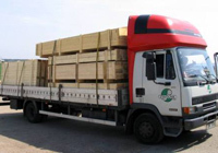 Produzione di imballaggi di legno