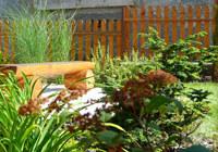 Realizzazione dei giardini