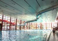 Piscina plavecký bazén liberec