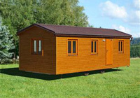 Case di legno mobili
