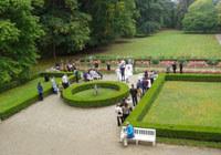 Celebrazioni di nozze in castello