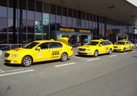 Taxi praga aeroporto